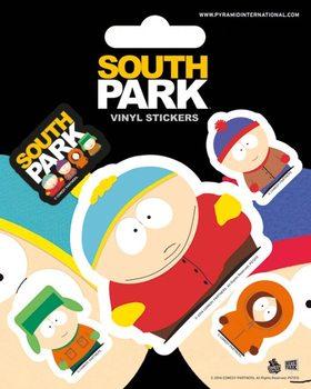 Samolepka Městečko South Park
