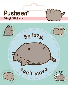 Samolepka  Pusheen - Lazy