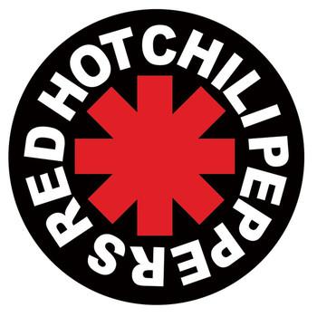 Samolepka RED HOT CHILI PEPPERS - logo