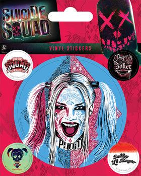 Samolepka Sebevražedný oddíl - Harley Quinn