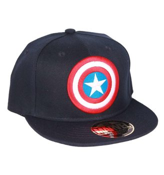 Captain America - Logo Sapka