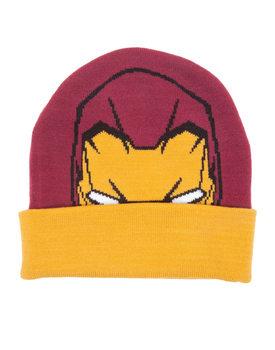 Iron Man - Head Sapka