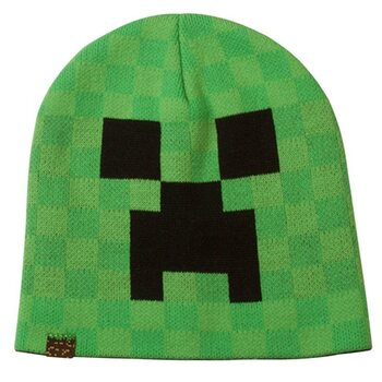 Minecraft - Creeper Sapka
