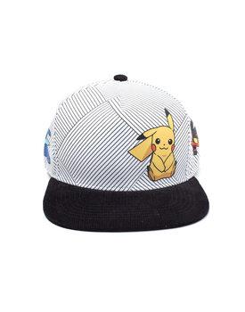 Pokémon Sun & Moon Starting Characters Sapka
