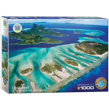 Sestavljanka Save the Planet! Coral Reef