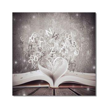 Book Schilderij