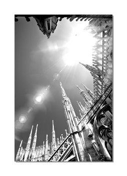 Milan - Duomo di Milano Schilderij