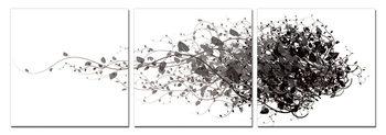 Modern Design - Branches Schilderij