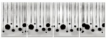 Modern Design - Hanging Balls Schilderij