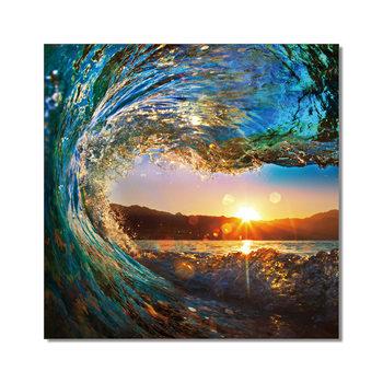 Relax, Refresh - By the Sea Schilderij