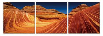 View of Grand Canyon Schilderij