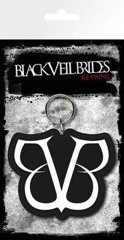 Schlüsselanhänger Black Veil Brides - BVB