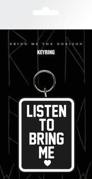 Schlüsselanhänger Bring Me The Horizon - Listen To (Bravado)
