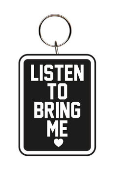 Schlüsselanhänger Bring Me The Horizon - Listen To