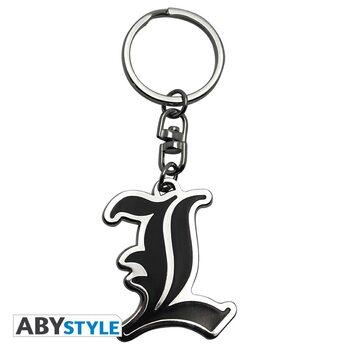 Schlüsselanhänger Death Note - L