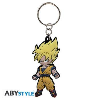 Schlüsselanhänger Dragon Ball - DBZ/Goku