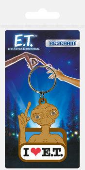 Schlüsselanhänger  ET - I Love ET