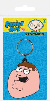 Schlüsselanhänger Family Guy - Peter Face