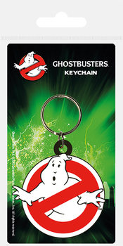 Schlüsselanhänger Ghostbusters - Logo