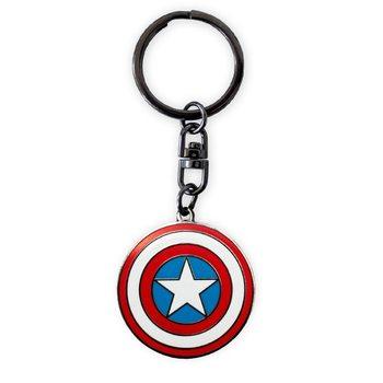 Schlüsselanhänger Marvel - Captain America