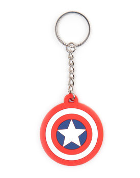 Schlüsselanhänger  Marvel Comics - Captain America Shield