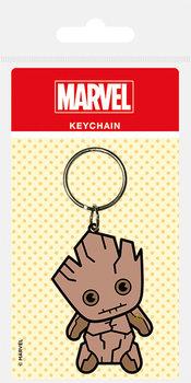 Schlüsselanhänger Marvel Kawaii - Groot