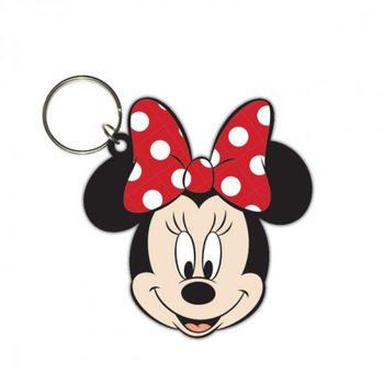 Schlüsselanhänger Minni Maus (Minnie Mouse) - Head