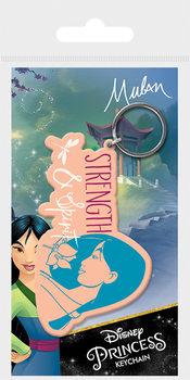 Schlüsselanhänger Mulan - Strength & Spirit
