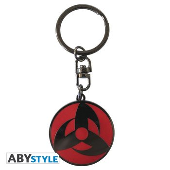 Schlüsselanhänger Naruto Shippuden - Sharingan Kakashi