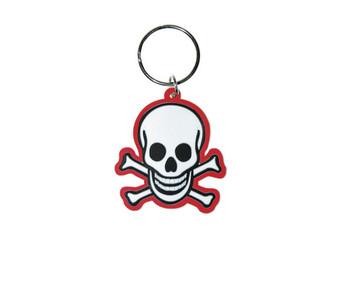 Schlüsselanhänger SKULL N'BONES - Toxic