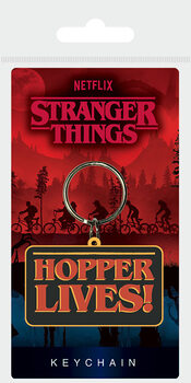 Schlüsselanhänger Stranger Things