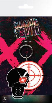 Schlüsselanhänger Suicide Squad - Deadshot