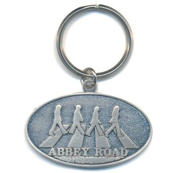 Schlüsselanhänger  The Beatles - Abbey Road Crossing