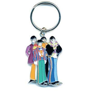 Schlüsselanhänger  The Beatles - Yellow Submarine Band
