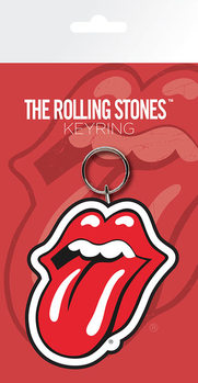 The Rolling Stones - Lips Schlüsselanhänger