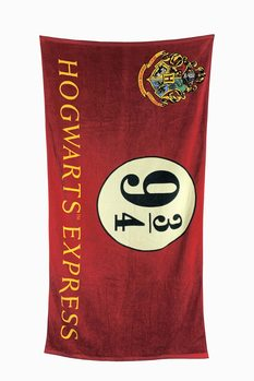 Serviette Harry Potter - 9 3/4