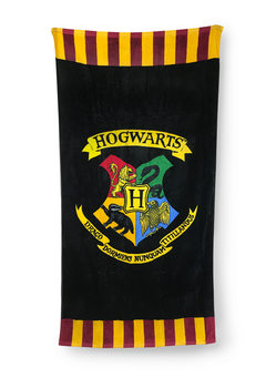 Serviette Harry Potter - Hogwarts