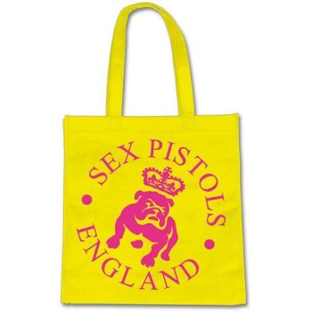 Taška Sex Pistols - Bulldog Logo