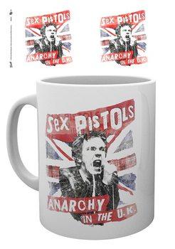 Hrnek Sex Pistols - Union Jack