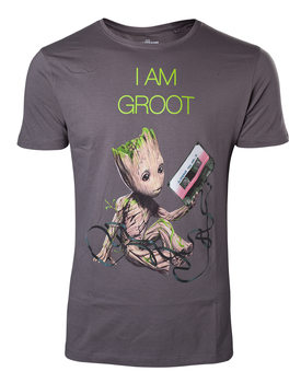 Shirt  Guardians Of The Galaxy - Groot