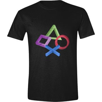 Shirt PlayStation - Color Buttons