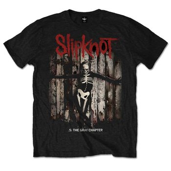 Shirt  Slipknot - THE GRAY CHAPTER ALBUM