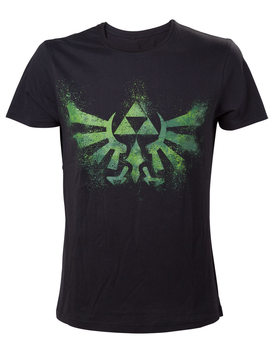Shirt Zelda - Green Triforce