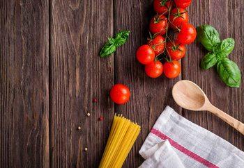 Картина у склі Simple Pasta