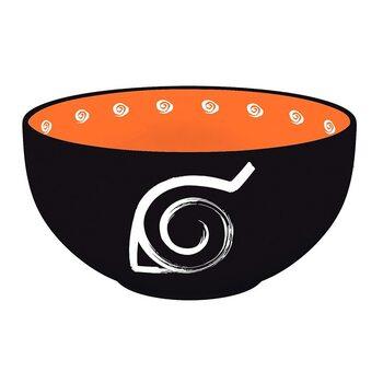 Servis Skål Naruto Shippuden - Konoha