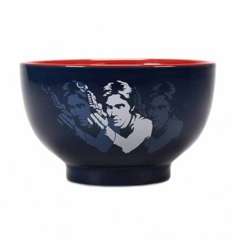 Skål Star Wars - Han Solo Porslin