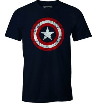 Captain America - Logo Skjorte