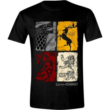 Game of Thrones - Distressed Sigils T-shirt