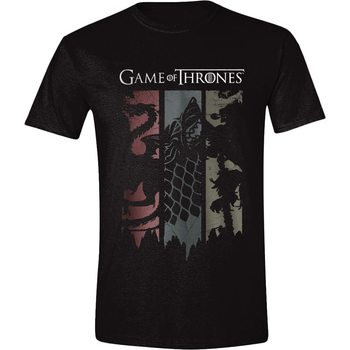 Game of Thrones - Sigils Banner T-shirt