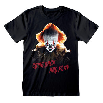 IT: Chapter 2 - Come Back And Play Skjorte
